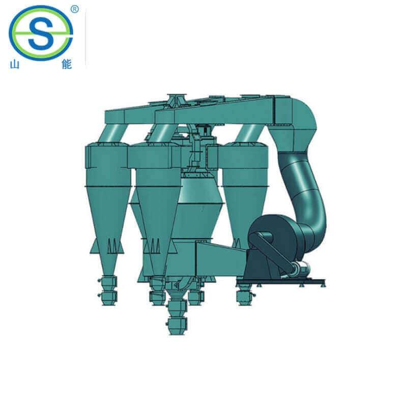 点击查看HXG型高效氢氧化钙(水泥石灰粉)专用选粉机 简介(2)大图